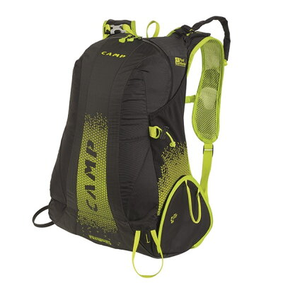 Batoh Camp Rapid 20l black/green