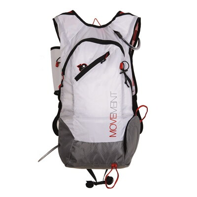 Batoh Movement Skialpi pack 24 white/black