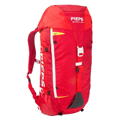 Batoh PIEPS Summit 30l woman red
