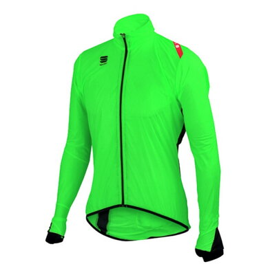 Bunda Sportful Hot Pack 5 dám. zelená fluo