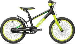 Bicykel CUBE Cubie 160 black/green 2021