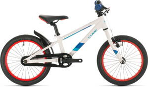 Bicykel CUBE Cubie 160 white/blue 2020