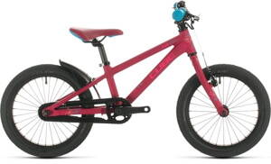 Bicykel CUBE Cubie 160 girl berry/pink/blue 2020
