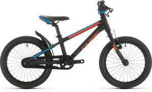 Bicykel CUBE Cubie 160 black/red/blue 2020