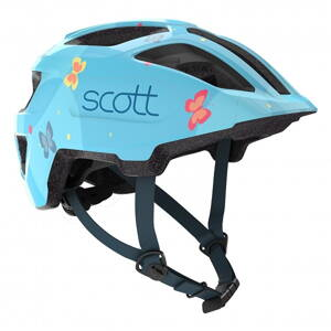 Prilba Scott Spunto KID light/blue