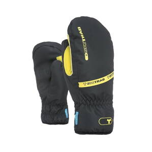 Rukavice Ski Trab Light Eco Mitt  black