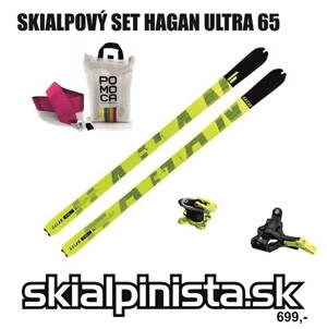 SKIALPOVÝ SET HAGAN ULTRA 65