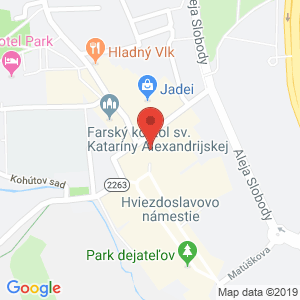 Google map: pisosport